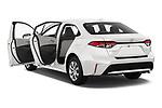 Car images of 2020 Toyota Corolla LE 4 Door Sedan Doors