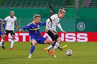 13.10.2020: Deutschland U21 vs. Bosnien-Herzegowina U21
