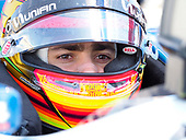 Verizon IndyCar Series<br /> Iowa Corn 300<br /> Iowa Speedway, Newton, IA USA<br /> Saturday 8 July 2017<br /> Esteban Gutierrez, Dale Coyne Racing Honda<br /> World Copyright: Michael L. Levitt<br /> LAT Images