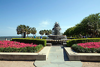 fountain waterfront park charleson south carolina