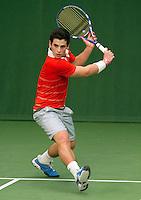 05-12-10, Tennis, Almere, Reaal WJC Masters, Franz Sydow