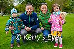 Enjoying the Killarney National park on Sunday, l to r: Ronán, Brian, Neasa and Aoife O'Donoghue.