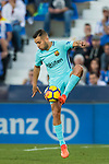 Jordi Alba Ramos of FC Barcelona in action during the La Liga 2017-18 match between CD Leganes vs FC Barcelona at Estadio Municipal Butarque on November 18 2017 in Leganes, Spain. Photo by Diego Gonzalez / Power Sport Images
