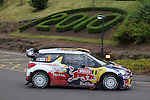 Wales Rally GB.Special Stage 13 - World Rally Championship.Celtic Manor.15.09.12.©Steve Pope