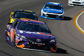 Monster Energy NASCAR Cup Series<br /> TicketGuardian 500<br /> ISM Raceway, Phoenix, AZ USA<br /> Sunday 11 March 2018<br /> Denny Hamlin, Joe Gibbs Racing, Toyota Camry FedEx Freight<br /> World Copyright: Matthew T. Thacker<br /> NKP / LAT Images