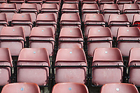 General view of empty seats ahead of Leyton Orient vs Oldham Athletic, Sky Bet EFL League 2 Football at The Breyer Group Stadium on 11th September 2021