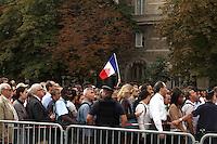 - Messe en l'hommage du Pretre Jacques Hamel à La Cathedrale De Notre Dame De Paris, 27 juillet 2016