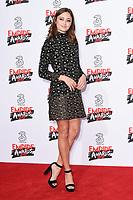 Ella Purnell<br /> arriving for the Empire Film Awards 2017 at The Roundhouse, Camden, London.<br /> <br /> <br /> ©Ash Knotek  D3243  19/03/2017
