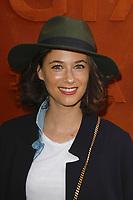 Mélanie Bernier - Célébrités à Roland Garros - 6 juin 2017 - Paris, France