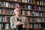 BRUSSELS, BELGIUM Sunday, 28APR19 Historian and writer, David Van Reybrouck in his home of Brussels. 2019 © Delmi Álvarez