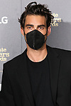 Jon Kortajarena attends the Climate Leaders Awards 2021 at the Callao cinema on March 03, 2020 in Madrid, Spain.(AlterPhotos/ItahisaHernandez)