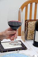 Jewish Passover Seder