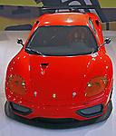 Carros na Galeria Ferrari. Foto de Marcio Nel Cimatti.