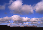 Africa, ESP, Spain, Canary Islands, Lanzarote, Volcanic landscape, Clouds....[ For each utilisation of my images my General Terms and Conditions are mandatory. Usage only against use message and proof. Download of my General Terms and Conditions under http://www.image-box.com or ask for sending. A clearance before usage is necessary...Material is subject to royalties. Each utilisation of my images is subject to a fee in accordance to the present valid MFM-List...Contact | archive@image-box.com | www.image-box.com ]