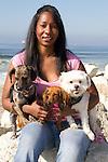 Bay Animal Hospital   Corporate Head shots with Pets   Manhattan Beach California   Beach Portraits   Pet Portraits   Corporate Headshots   Employee Corporate Headshots   Website Facebook Portaits   Feb 6, 2011   <br /> Photo by Joelle Leder Photography Studio ©