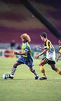 Tampa Bay Mutiny v Columbus Crew, 1996 Playoffs at Tampa Bay Stadium.