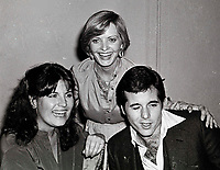 Arnaz Jr. Henderson6851.JPG<br /> New York, NY 1978 FILE PHOTO<br /> Desi Arnaz Jr., Florence  Henderson, Lucy Arnaz<br /> Studio 54<br /> Digital photo by Adam Scull-PHOTOlink.net<br /> ONE TIME REPRODUCTION RIGHTS ONLY<br /> NO WEBSITE USE WITHOUT AGREEMENT<br /> 718-487-4334-OFFICE  718-374-3733-FAX