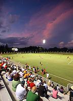 The klockner stadium located at the University of Virginia in Charlottesville, VA.