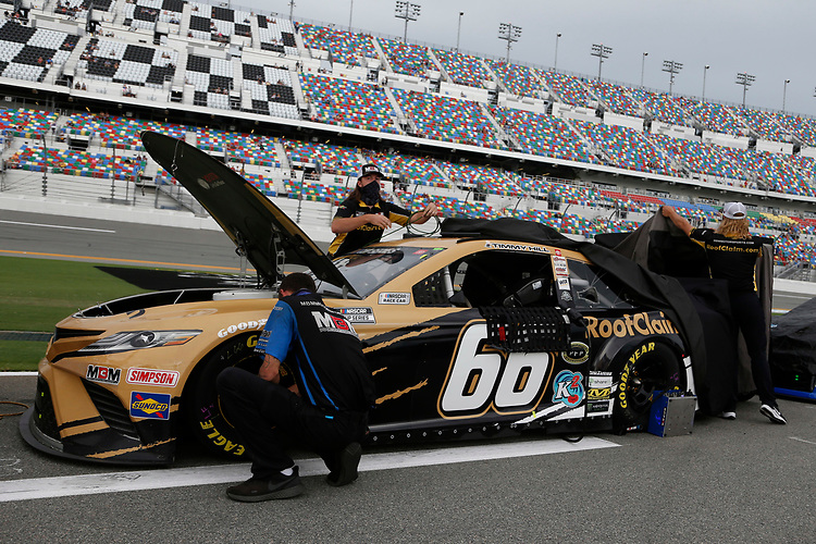 #66: Timmy Hill, Motorsports Business Management, Toyota Camry