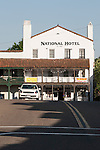 Main Street, downtown Jackson<br />