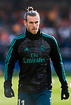 Gareth Bale of Real Madrid in training prior to the La Liga 2017-18 match between Valencia CF and Real Madrid at Estadio de Mestalla  on 27 January 2018 in Valencia, Spain. Photo by Maria Jose Segovia Carmona / Power Sport Images