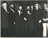 Le Maire Jean Drapeau un candidat rencontre la communaute hassidique, le 5 novembre 1978<br /> <br /> <br /> PHOTO : JJ Raudsepp  - Agence Quebec presse<br /> <br /> <br /> <br /> Le Maire Jean DRAPEAU en campagne electorale dans la communaute hassidique, le 5 novembre 1978<br /> <br /> <br /> PHOTO : JJ Raudsepp  - Agence Quebec presse