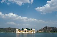 Indien, Jaipur (Rajasthan), Jal Mahal (Wasserpalast)