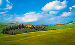 Italien, Toskana, Toskanischer Bauernhof bei Pienza | Italy, Tuscany, tuscan farm near Pienza