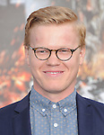 Jesse Plemons attends Universal Pictures' American Premiere of Battleship held at Nokia Theatre L.A. Live in Los Angeles, California on May 10,2012                                                                               © 2012 DVS / Hollywood Press Agency
