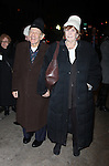 Jerry Stiller & Anne Meara<br /> arriving for the Broadway Opening Night performance of Manhattan Theatre Club's TIME STANDS STILL at the Samuel J. Friedman Theatre in New York City.<br /> January 29, 2010