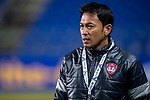 Muangthong Head Coach Sripan Totchtawan during the AFC Champions League 2017 Group E match between  Ulsan Hyundai FC (KOR) vs Muangthong United (THA) at the Ulsan Munsu Football Stadium on 14 March 2017 in Ulsan, South Korea. Photo by Chung Yan Man / Power Sport Images
