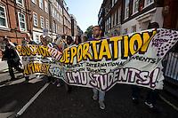 """05.09.2012 - """"Education Not Deportation"""""""