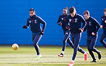 03.03.2020 Rangers training: Alfredo Morelos
