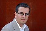 Hisham Matar, in Saint Malo, may 2012.