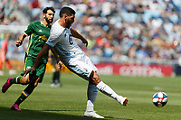St. Paul, MN - Sunday August 04, 2019: Minnesota United FC played Portland Timbers in a Major League Soccer (MLS) game at Allianz Field Final score Minnesota United 1, Portland Timbers 0