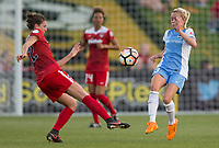 Boyds,MD - Saturday, April 29 2017: The Houston Dash beat the Washington Spirit 1-0 in a NWSL match at Maryland SoccerPlex.
