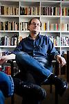 Salman Rushdie and Paul Auster