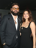 LOS ANGELES, CA - OCTOBER 6: Nick Thune, Lake Bell, at the 2021 WIF Honors Celebrating Trailblazers Of The New Normal at the Academy Museum of Motion Pictures in Los Angeles, California on October 6, 2021. <br /> CAP/MPIFS<br /> ©MPIFS/Capital Pictures