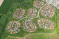 Wohngebiet in Lübeck
