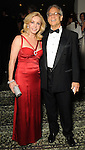 """Susanne Byram and Mickry Rosemarin at """"Modern"""" the  Museum of Fine Arts Houston's Grand Gala Ball  Friday Oct. 12,2012.(Dave Rossman photo)"""
