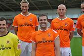 2009-07-31 Blackpool FC Photocall