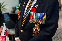 Veterans en  2018<br /> <br /> <br /> Photo: Agence Quebec Presse - Jacques Nadeau
