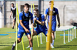St Johnstone Training...15.07.21<br />Jason Kerr pictured during training this morning at McDiarmid Park<br />Picture by Graeme Hart.<br />Copyright Perthshire Picture Agency<br />Tel: 01738 623350  Mobile: 07990 594431