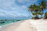 Coastline of Nauru