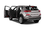 Car images close up view of a 2019 Hyundai Tucson SEL 5 Door SUV doors