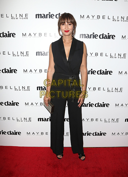 WEST HOLLYWOOD, CA - April 21: Jackie Cruz, At Marie Claire's Fresh Faces At Doheny Room In California on April 21, 2017. <br /> CAP/MPI/FS<br /> ©FS/MPI/Capital Pictures