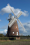 Great Britain, England, Essex, Thaxted: John Webb`s Windmill, built in 1804