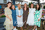 Enjoying the evening in the Ashe Hotel on Friday, l to r: Karena O'Sullivan (Kenmare), Helen O'Halloran, Gemma Kane, Ruth Bannan, Mairead Moriarty and Edwina Kissane.