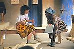 Miriam & Kenya Woman