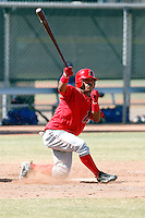 Alexi Amarista - Los Angeles Angels, 2009 Instructional League.Photo by:  Bill Mitchell/Four Seam Images..